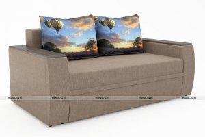 Раскладной диван МВС Мустанг Мини Двойка - Мебельная фабрика «Фабрика МВС»