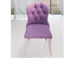 Фиолетовый стул Нобиле  - Мебельная фабрика «SoftWall», г. Омск