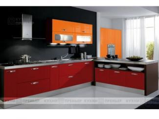 Кухня Стефания матовая - Мебельная фабрика «Кухни Премьер»