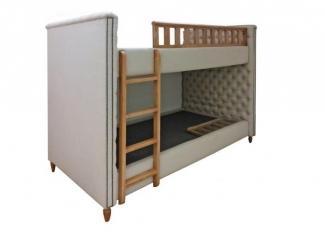 Дизайнерская 2-х местная кровать Нарцисс - Мебельная фабрика «Фабрика-Интерьеров»