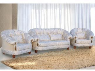 Диван прямой Ника (без бахромы) - Мебельная фабрика «Миал», г. Краснодар