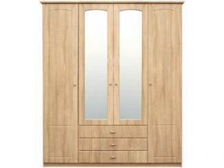 Шкаф Ассоль П327.02 - Мебельная фабрика «Пинскдрев»