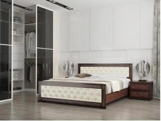 Кровать Стиль 2 мягкая - Мебельная фабрика «СВ-стиль»