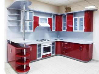 Кухонный гарнитур «Нижегородец МС-32» (Пластик) - Мебельная фабрика «Нижегородец»