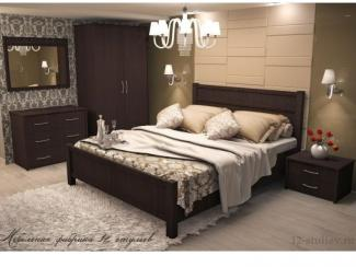 Спальный гарнитур Вдохновение - Мебельная фабрика «12 стульев»