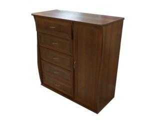 Комод 053-5 - Мебельная фабрика «МЕБЕЛов»