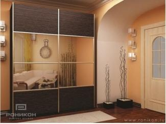 Шкаф-купе Люкс 136 - Мебельная фабрика «Роникон»