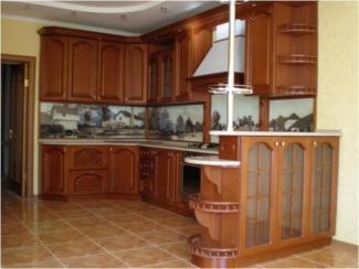 Кухня Альфа Классика массив