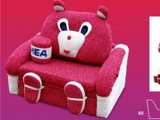 диван детский Мишка  - Мебельная фабрика «Аккорд»