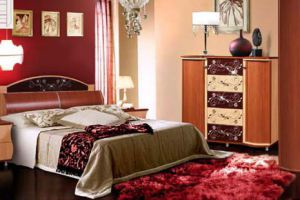 Спальня «Венера» - Мебельная фабрика «КМК»