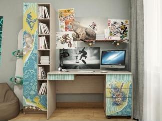 Модульная мебель для детской Юна 4 - Мебельная фабрика «ВасКо»