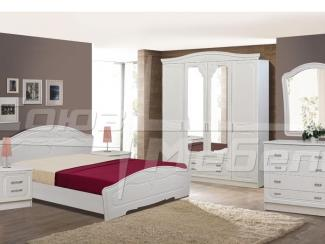 Спальня Ева - Мебельная фабрика «Союз-мебель»