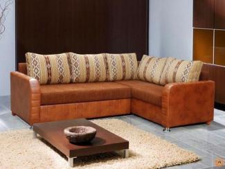 Диван угловой Альфа 250 выкатной - Мебельная фабрика «АльфаМебельПлюс»