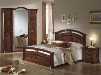 Спальный гарнитур «Лилия орех» - Оптовый мебельный склад «Дина мебель»
