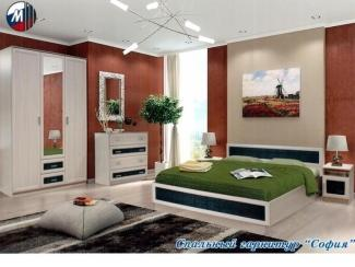 Спальный гарнитур София  - Мебельная фабрика «Грааль», г. Пенза