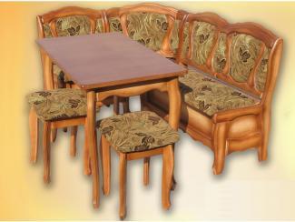 Обеденная группа 4 - Мебельная фабрика «Брянск-мебель»