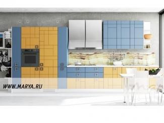 Современная кухня Twist - Мебельная фабрика «Мария»