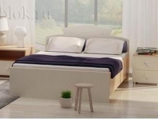 Двухспальная кровать Женева  - Мебельная фабрика «Армос», г. Иваново