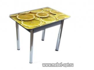 Стол обеденный с фотопечатью Прямоугольный
