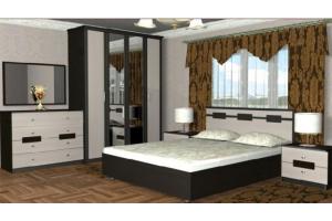 Спальный гарнитур Сакура 2 - Мебельная фабрика «Стелла», г. Пенза
