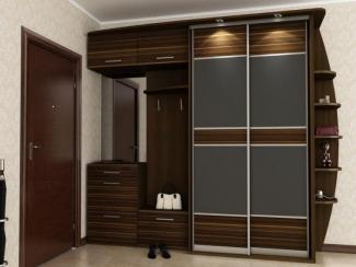 Прихожая прямая МДФ - Изготовление мебели на заказ «Мега»