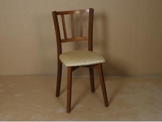 Стул С 6 с мягким сиденьем - Мебельная фабрика «ЛНК мебель»