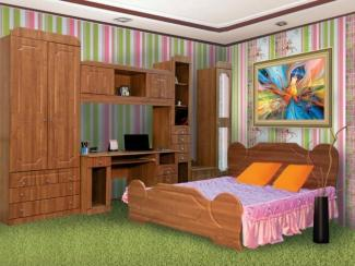 детская Лора 1 - Мебельная фабрика «Долес»
