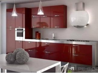 Прямая кухня Модерн 006 - Изготовление мебели на заказ «Ре-Форма»