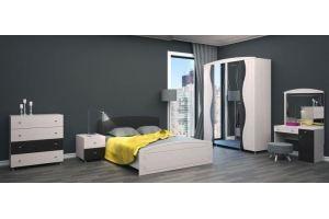 Спальня Амулет - Мебельная фабрика «Бурэ»