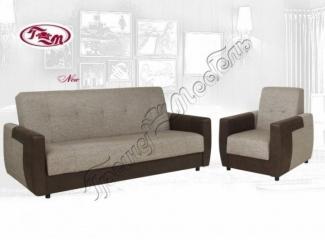 Прямой диван Техас 3-1-1 - Мебельная фабрика «Гранд-мебель»