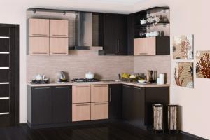 Угловая кухня Оптима - Мебельная фабрика «Трио», г. Ульяновск