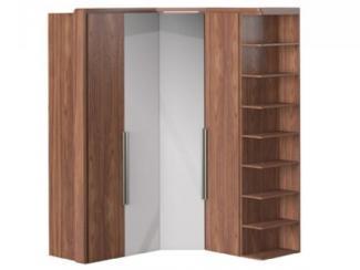 Шкаф угловой 4-х дверный - Мебельная фабрика «Parra»