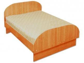 Кровать 1,5 спальные с 2-мя спинками