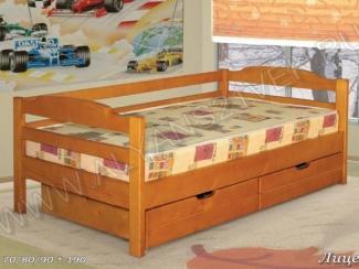 Детская кровать Лицей - Мебельная фабрика «Альянс 21 век»