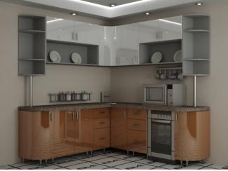 Кухня угловая Дива пластик - Мебельная фабрика «Вариант М»