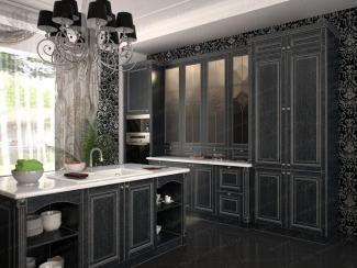 Кухня Моцарт массив - Мебельная фабрика «АСТ-мебель»