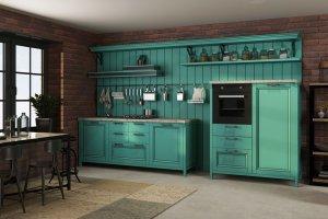 Кухня Клэр - Мебельная фабрика «Гретта-кухни», г. Ульяновск