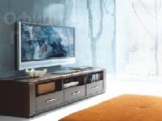 Гостиная стенка Палемо - Импортёр мебели «БРВ-Мебель (Black Red White)»