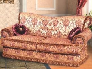 Диван прямой МАДОННА  французская раскл - Мебельная фабрика «ALVI SALOTTI»