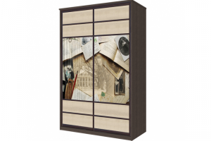Шкаф-купе ART01005 - Мебельная фабрика «Таурус»