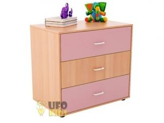 Комод в детскую BASELINE 07 - Мебельная фабрика «UFOkids»