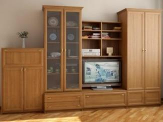 Гостиная стенка Саба - Мебельная фабрика «Мебель-комфорт», г. Березовский