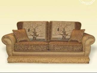 Диван прямой «Неаполь 1» - Изготовление мебели на заказ «1-я мебельная компания», г. Нижний Новгород