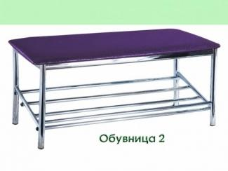 Обувница-2 - Мебельная фабрика «Кристалл»