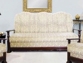 прямой диван Алина 97 - Мебельная фабрика «Алина-мебель»