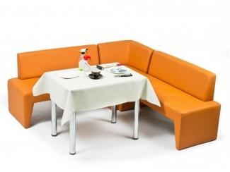 Угловой диван на кухню Кит - Мебельная фабрика «МВК»