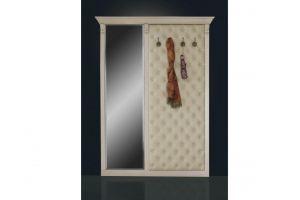 Прихожая вешалка с зеркалом Б5.7-2 - Мебельная фабрика «Благо»