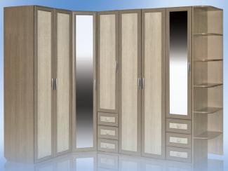 Шкаф модульный Аврора - Мебельная фабрика «Мебельный двор»