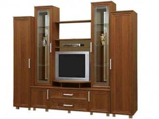 Гостиная стенка Георгия-4 ЛДСП - Мебельная фабрика «Гамма-мебель»