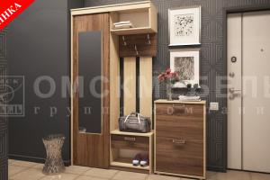 Небольшая прихожая Мечта - Мебельная фабрика «Омскмебель»